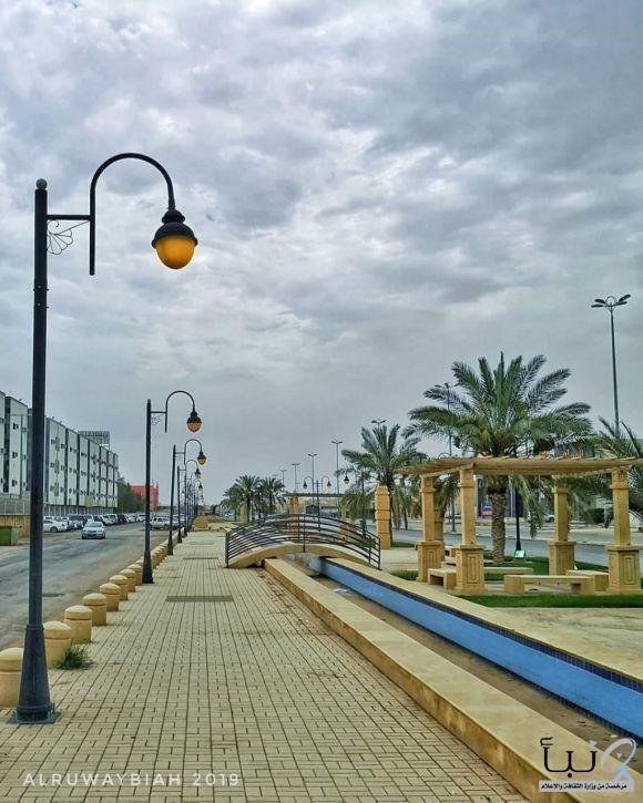 تصوير عبدالله الرويبعة  الصورة من الخرج