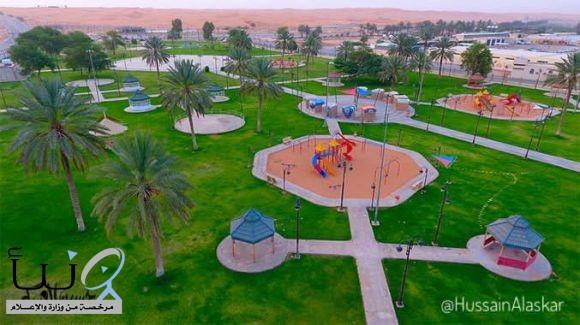 تصوير المبدع حسين العسكر  من محافظة الدلم
