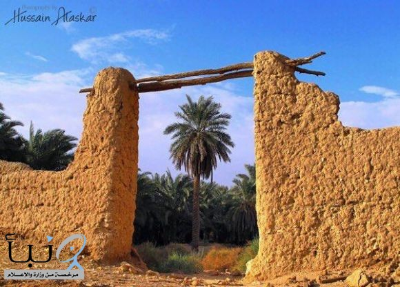 من ابداعات كبير مصوري الخرج الأستاذ إبراهيم التميمي