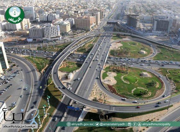 ميدان القاهرة #أمانة_منطقة_الرياض