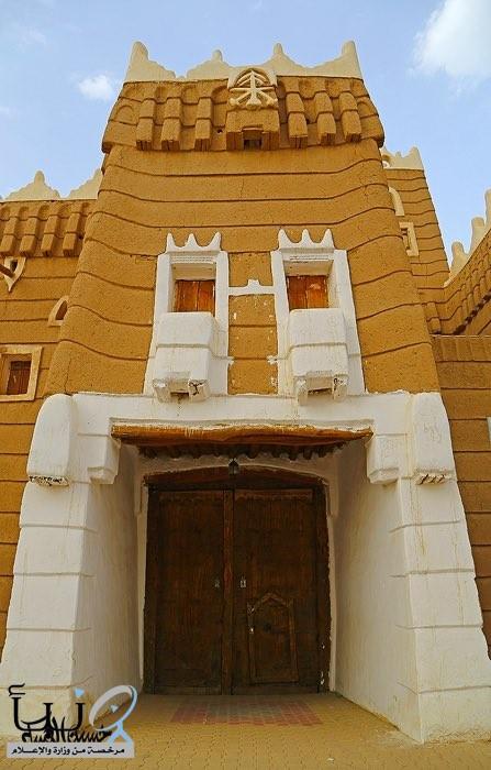 قصر الإمارة التاريخي بمدينة #نجران تصوير المبدع خسين العسكر