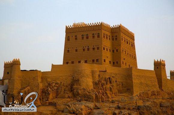 """قصر العان الأثري """"سعدان"""" في #نجران بعدسة المبدع #حسين_العسكر"""