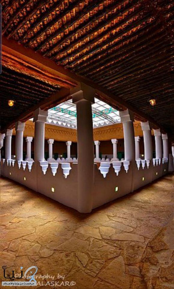 متحف محافظة الغاط تصوير المبدع حسين العسكر