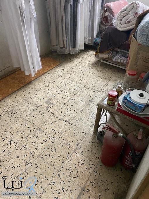 #بلدية محافظة #الخرج تلزم  مغاسل الملابس بتعقيم المحل وأجهزة الغسيل وتغيير المياه بإستمرار