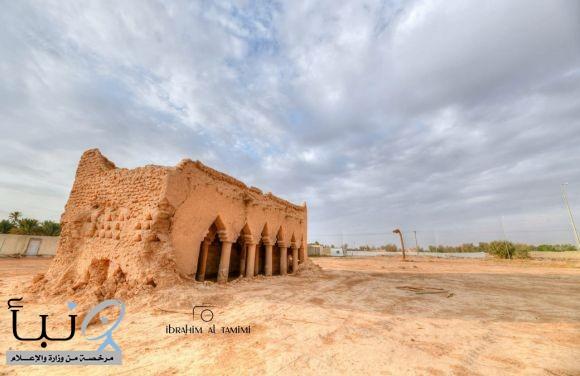 تصوير كبير مصوري الخرج المبدع إبراهيم التميمي