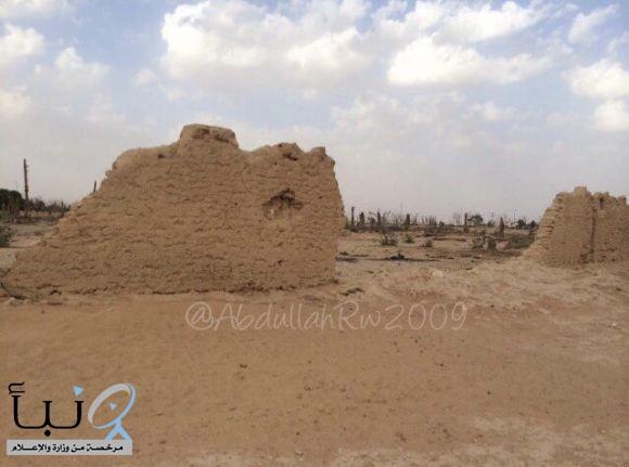 #قصر_البجادي من المعالم الأثرية في #الخرج
