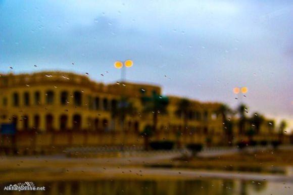 قصر الملك عبدالعزيز التاريخي بالخرج ( عدسة المبدع عبدالله الرويبعة )