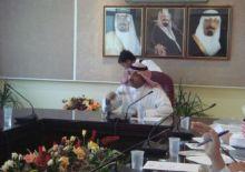الزهراني يترأس اجتماع مجلس إدارة مشروع الأمير عبدالرحمن بن ناصر بن عبدالعزيز لتطوير خدمات برامج ذوي الإعاقة بالخرج