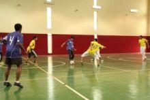 عمادة شؤون الطلاب بجامعة سلمان تقيم بطولة خماسيات لكرة القدم
