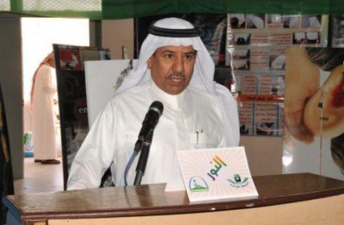 رئيس مركز الهياثم يفتتح البرنامج التوعوي الشامل في متوسطة الهياثم