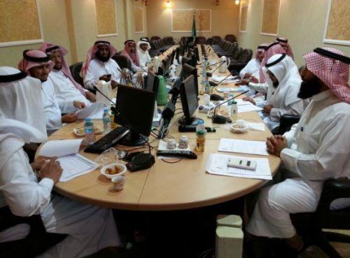 مدير التربية والتعليم يرأس الجلسة الثامنة للمجلس الاستشاري للمعلمين والمعلمات