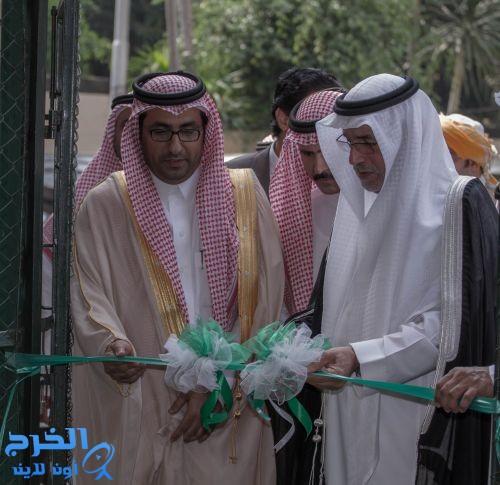 السفير المبارك يدشن المقرات الجديدة بأكاديمية الحرمين بجاكرتا