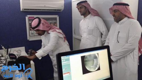 انطلاق قافلة خدمات قياس وتشخيص السمع بمحافظة الخرج