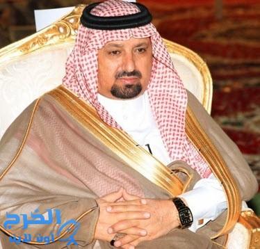 محافظ الخرج يشرف إحتفالات أهالي نعجان ثالث أيام عيدالفطر المبارك