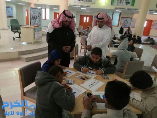 ابن عباس تحتفل باليوم العالمي للغة العربية