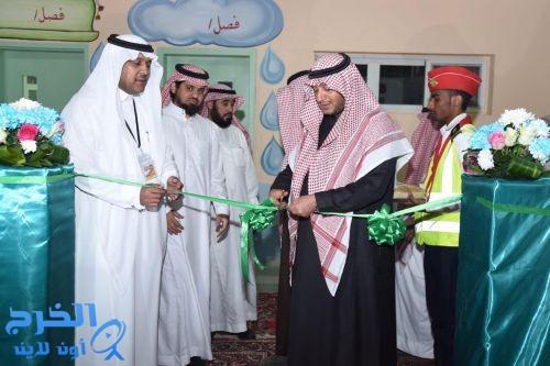 الدكتور العبدالجبار يدشن #مهرجان تعليم الخرج#إجازتي سعادتي بمشاركة الجهات الحكومية