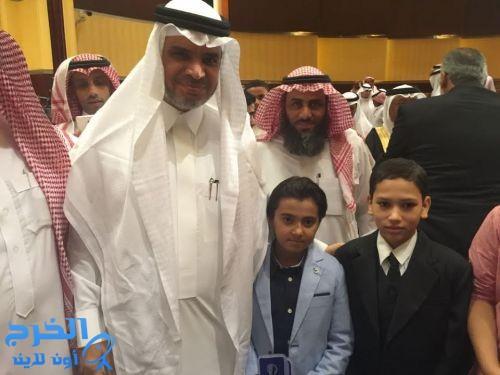 بطل ابتدائية الجامعة الأهلية يحقق المركز التاسع على مستوى المملكة في مسابقة تحدي القراءة العربي