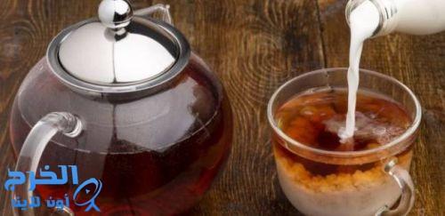 احذر تناول الشاي بالحليب.. تعرف على السبب