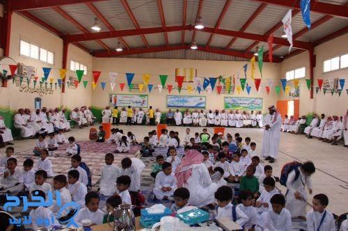 الاسبوع التمهيدي لمدرسة حسان بن ثابت وجابر بن عبدالله