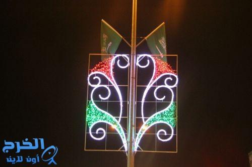 بلدية الدلم تستعد لليوم الوطني