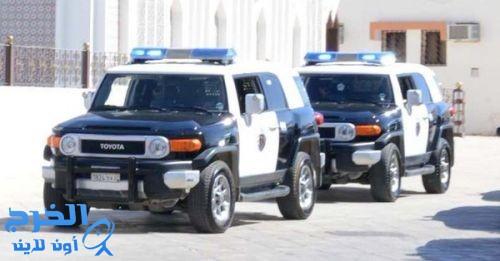 شرطة الرياض تكشف تفاصيل حادثة اعتداء مقيم على دورية أمنية