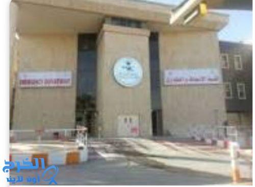 حادث شنيع بصيب عدد من الطالبات أمام مستشفى الولادة بالخرج