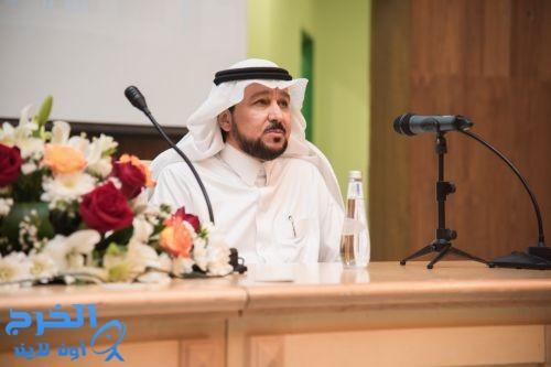 مدير جامعة سطام :  ميزانية هذا العام جسدت حكمة وتوازن سياسات خادم الحرمين الشريفين