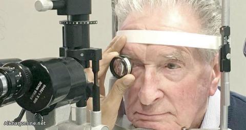 الخلايا الجذعية تعالج تدهور النظر