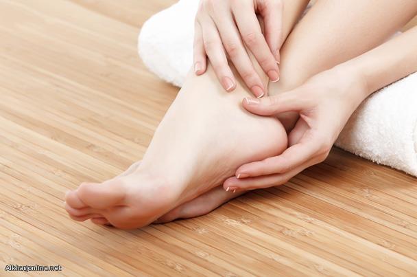 كيف تتخلصي من الجلد الميت في المنزل