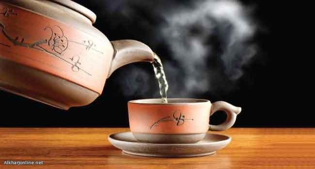 كوب من #الشاي يقلل خطر أمراض القلب