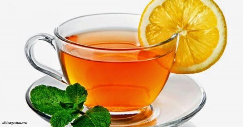 """""""الشاي بالليمون"""".. فوائد لا تصدق لهذا المشروب السحري"""