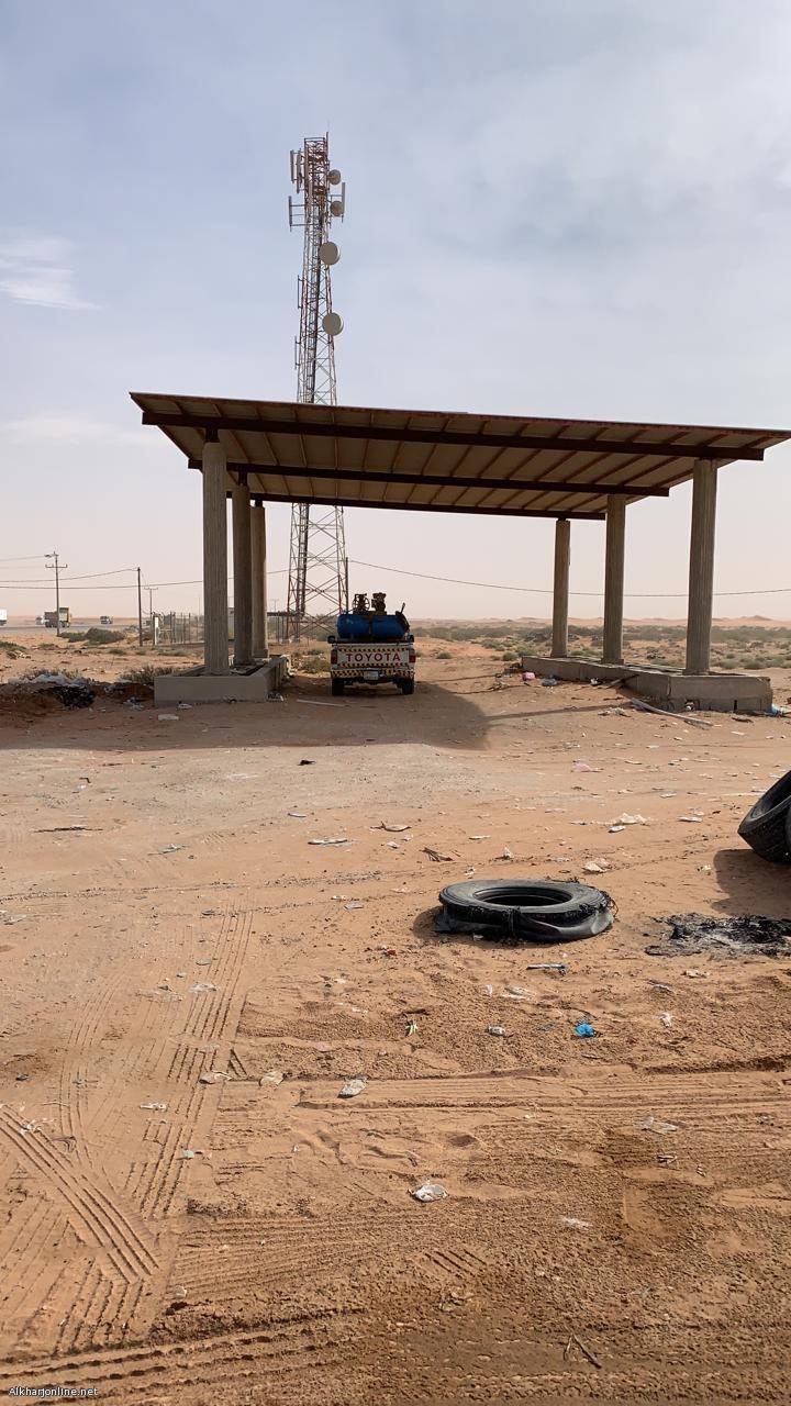 غلق  9 محطات وقود مخالفة للشروط بمحافظة الخرج