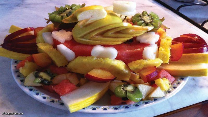 """صحتك من """"الفواكه والخضروات"""".. ثمار """"صديقة"""" أعضاء الجسم"""