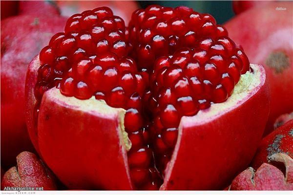 فوائد مذهلة ل «الرمان».. أبرزها: يكافح الفيروسات والبكتيريا