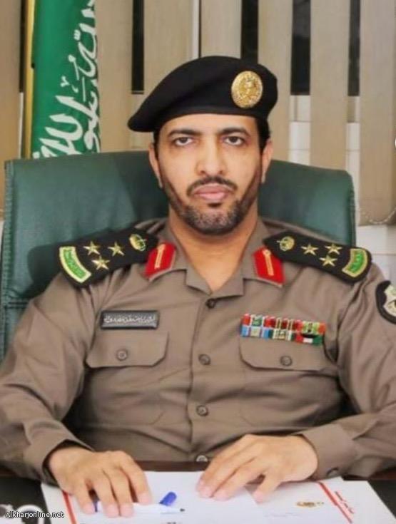 العميد فواز العنزي مديرا لشرطة محافظة الدلم