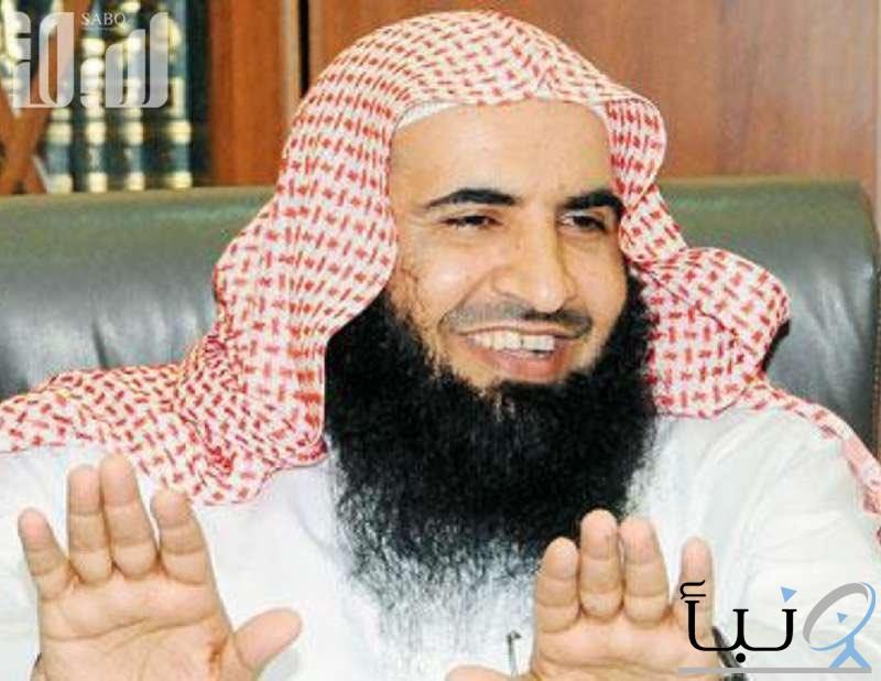 """""""الغامدي"""": فتح مكبرات الصوت للمساجد فيه ضرر للناس ويلصق الأذى بالدين."""