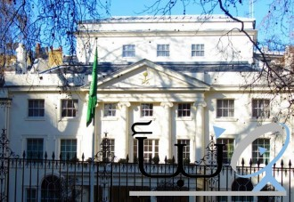 سفارة السعودية في بريطانيا تدعو رعاياها لتجنب التجمعات وسط لندن