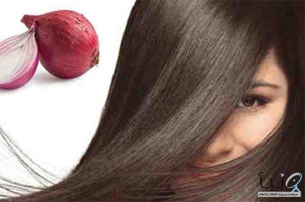 علاج الشعر الخفيف حبة البركة و البصل