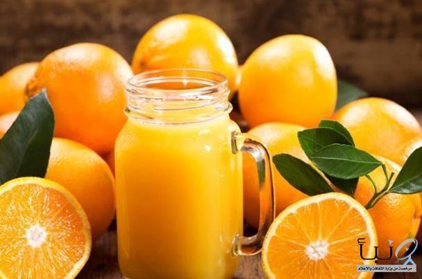 #البرتقال يساعد على خفض السكر بالدم