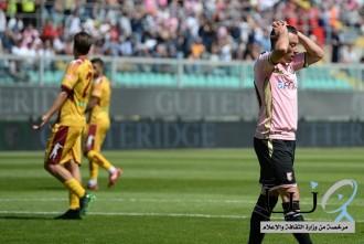 #إنزال باليرمو لدوري الدرجة الثالثة الإيطالي بسبب مخالفات مالية
