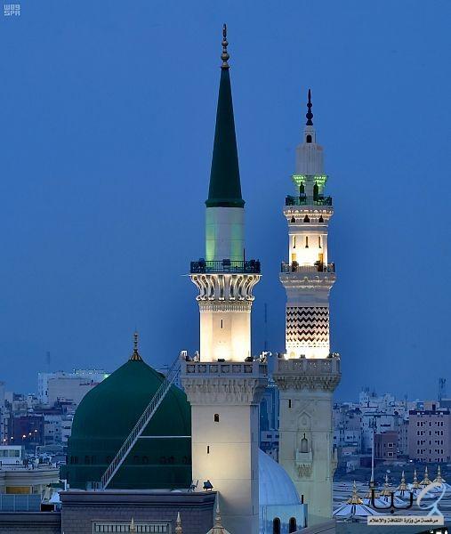 #منارات المسجد النبوي عمارة إسلامية متجددة على مر العصور
