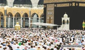 #شؤون الحرمين تعلن إحصائيات الخدمات المقدمة في الثلث الأول من رمضان