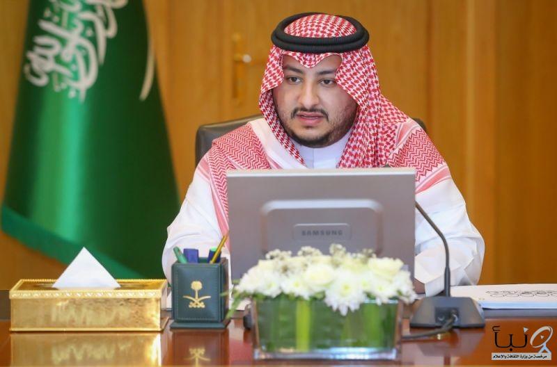 نائب أمير #الجوف يوجه بوضع ساعة العد التنازلي على المشاريع