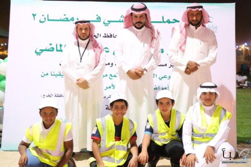 نادي عبادة بن الصامت بحي الهدا يختتم فعاليات برنامج إجازتي