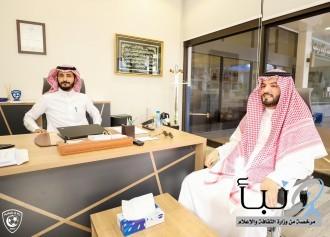 فهد بن نافل يقدم أوراق ترشحه رسمياً لرئاسة نادي الهلال