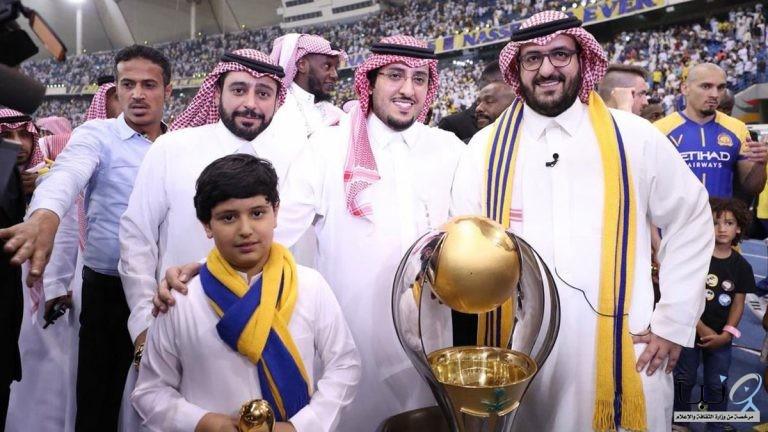#سعود_السويلم يغادر رئاسة #النصر نهائياً