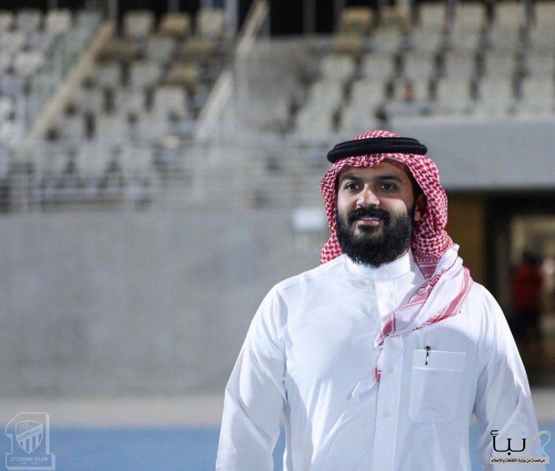 الأستاذ أنمار الحائلي. .رئيسا للاتحاد