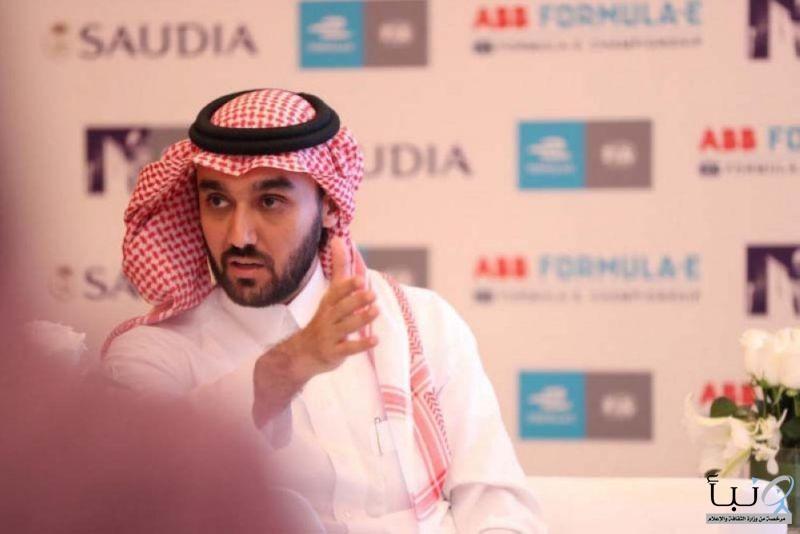 عبدالعزيز بن تركي يعتمد مجلس إدارة اتحاد كمال الأجسام