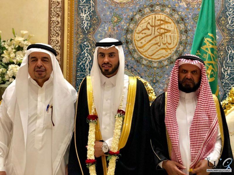 زواج الدكتور نايف بن صالح بن حسين