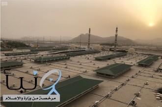 اكتمال مشروع معالجة وتطوير أنظمة التكييف وتنقية الهواء في مسجدي نمرة والخيف